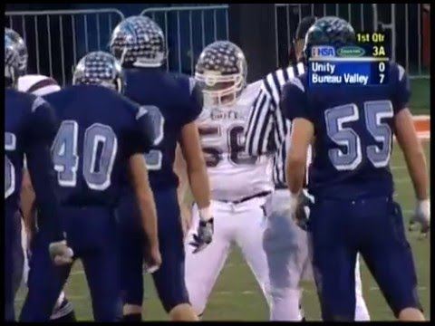 2005 IHSA Boys Football Class 3A Championship Game: Manlius (Bureau Valley) vs. Tolono (Unity)