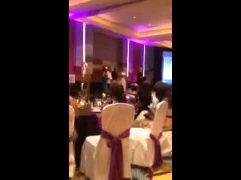 Acceptance Speech - Fred Gray Legacy Award - Trailblazers Under 40 Gala  - Atlanta, GA