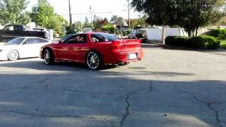 92 mitsubishi 3000gt vr4 with greddy blow off valve type s