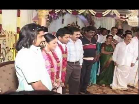 Suriya - Jyothika Marriage Full Video