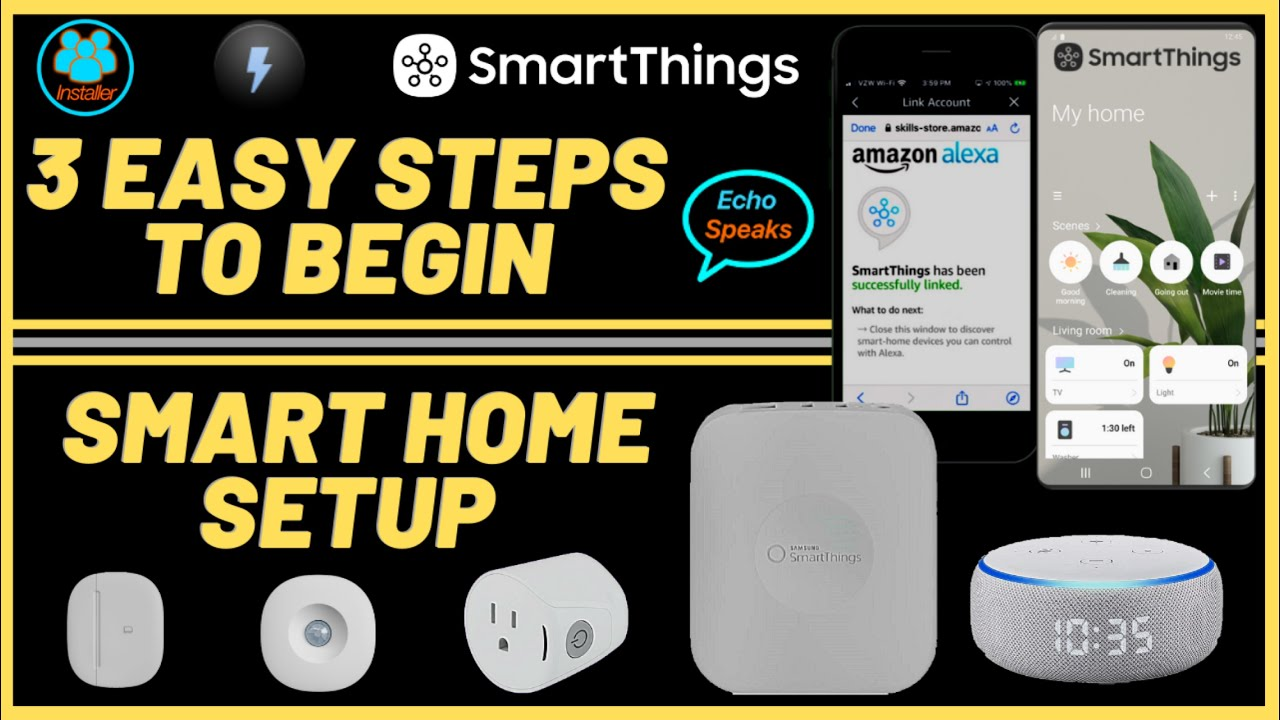 How to Create a Smart Home 101
