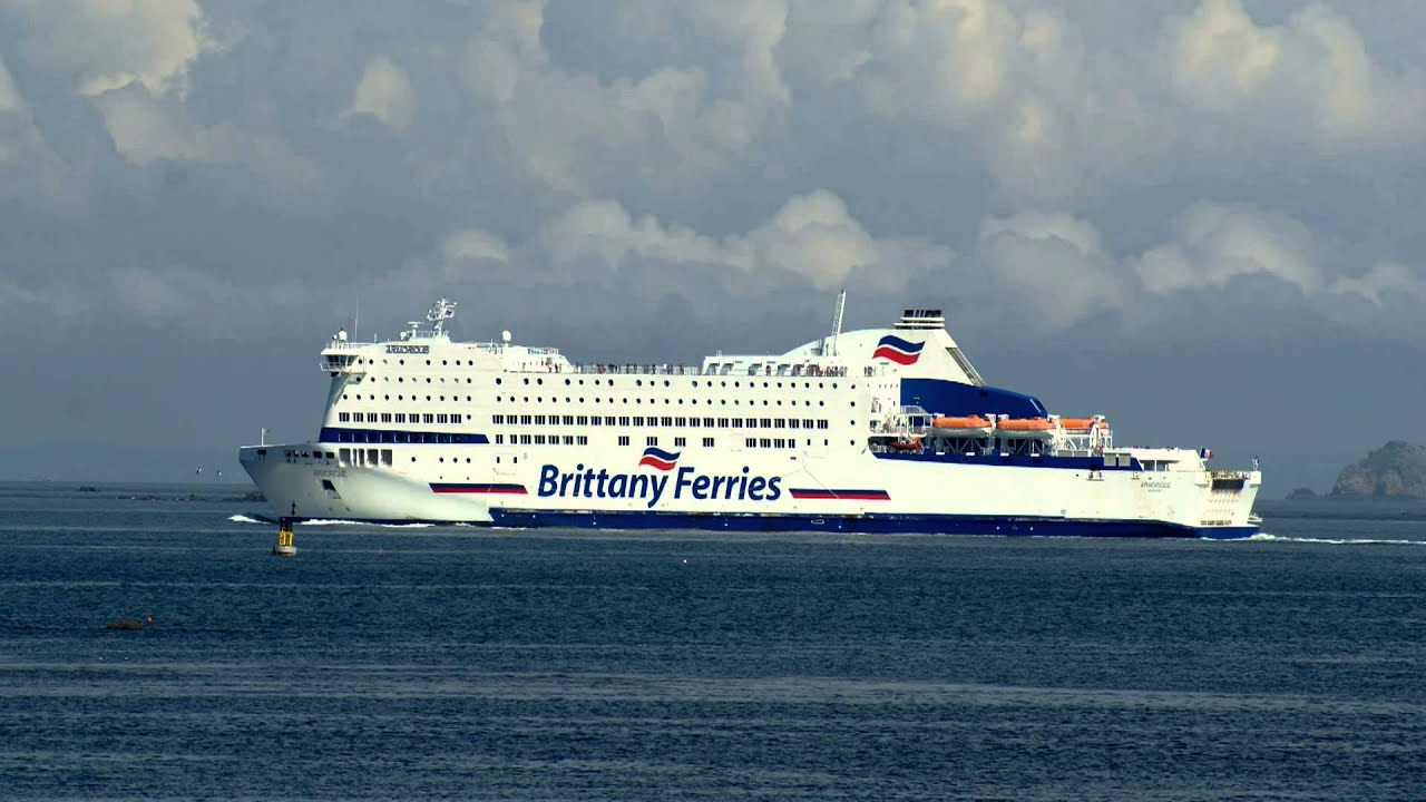brittany ferries mv armorique departing roscoff finist re france 20th july 2012 youtube. Black Bedroom Furniture Sets. Home Design Ideas