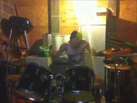 Yashin - Wherever I May Roam (Drum Cover)