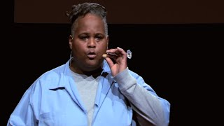 The power of the pronoun | Jarvis Clark | TEDxSanQuentin