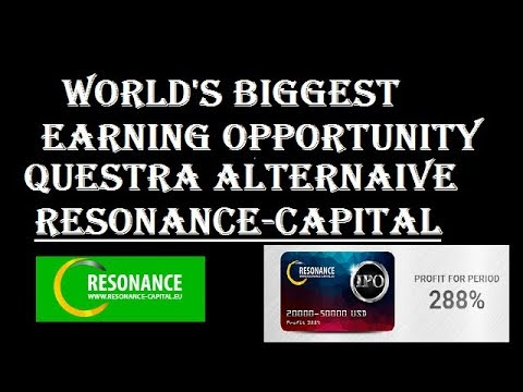 Resonance Capital - Questra Alternative - Resonance Capital Full Presentation In Hindi / Urdu