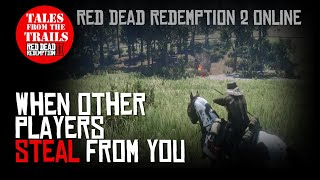 🗣 Red Dead Redemption 2 Online: Player Etiquette and Just Deserts (RDR2 Online)