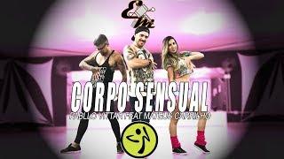 Corpo Sensual - Pabllo Vittar (Versão Zumba) Ft Mateus Carrilho - Coreografia Equipe Marreta