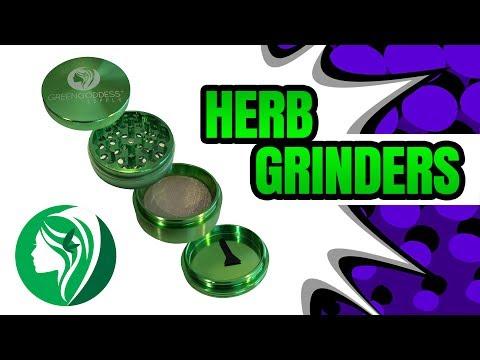 Weed Grinder / Herb Grinder -  All About Them