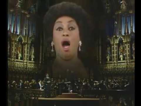 Leontyne price sings Ave Maria [Bach Gounod]