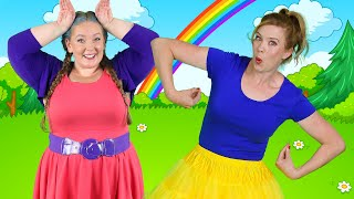 If Animals Danced - Animals Songs for Kids with actions! | Bounce Patrol