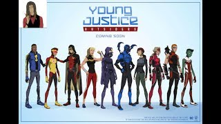 Young Justice Season 3! New characters and plot details!?