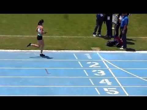 5000mt. Damas Final - Final LDES 2014