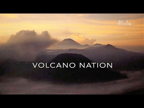 Wildest Islands of Indonesia - Series 1 - Episode 3 of 5: Volcano Nation