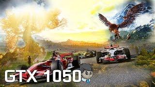GTX 1050 Gaming \ 17 Games in 10 Min \