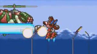 Megaman X: Corrupted - Trailer