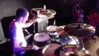 Tom Petty - Free Fallin' Cover (Live Drum Cam)