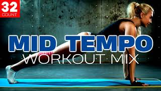 2020 Aerobic Mid Tempo Hits Workout Session Vol. 1 (135Bpm / 32 Count)
