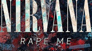 "Nirvana ""Rape me"" On the guitar (на гитаре)"