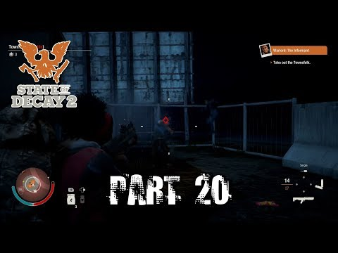 GET DOWN OR LAY DOWN! State of Decay 2 | PART 20