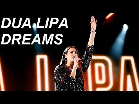 Dua Lipa - Dreams | Lyrics