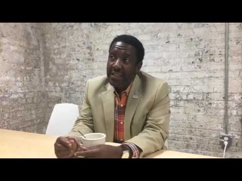 Interview with Flozell Daniels Jr. about criminal justice reform in Louisiana