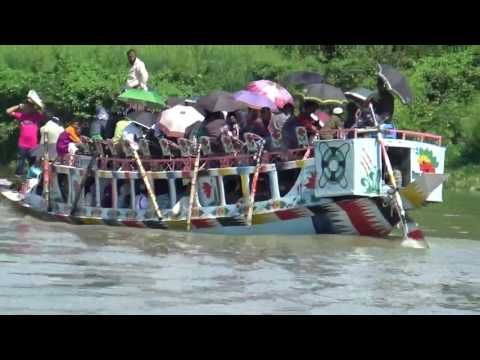 Vlog - Bangladesh Sunamganj to Derai bazar (Fun day Out) Boat ride