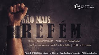 IP Capão Bonito - Não mais refém do comodismo - 10 02 19