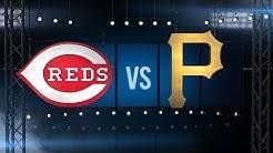 10/3/15: Reds win 3-1, snap 13-game losing streak
