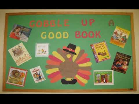 Amazing Thanksgiving Bulletin Board Ideas 2017 Youtube
