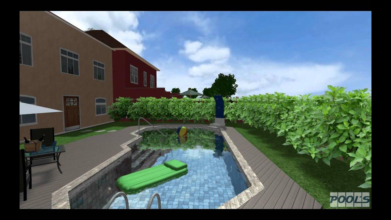 nbl landscape designer presentazione youtube