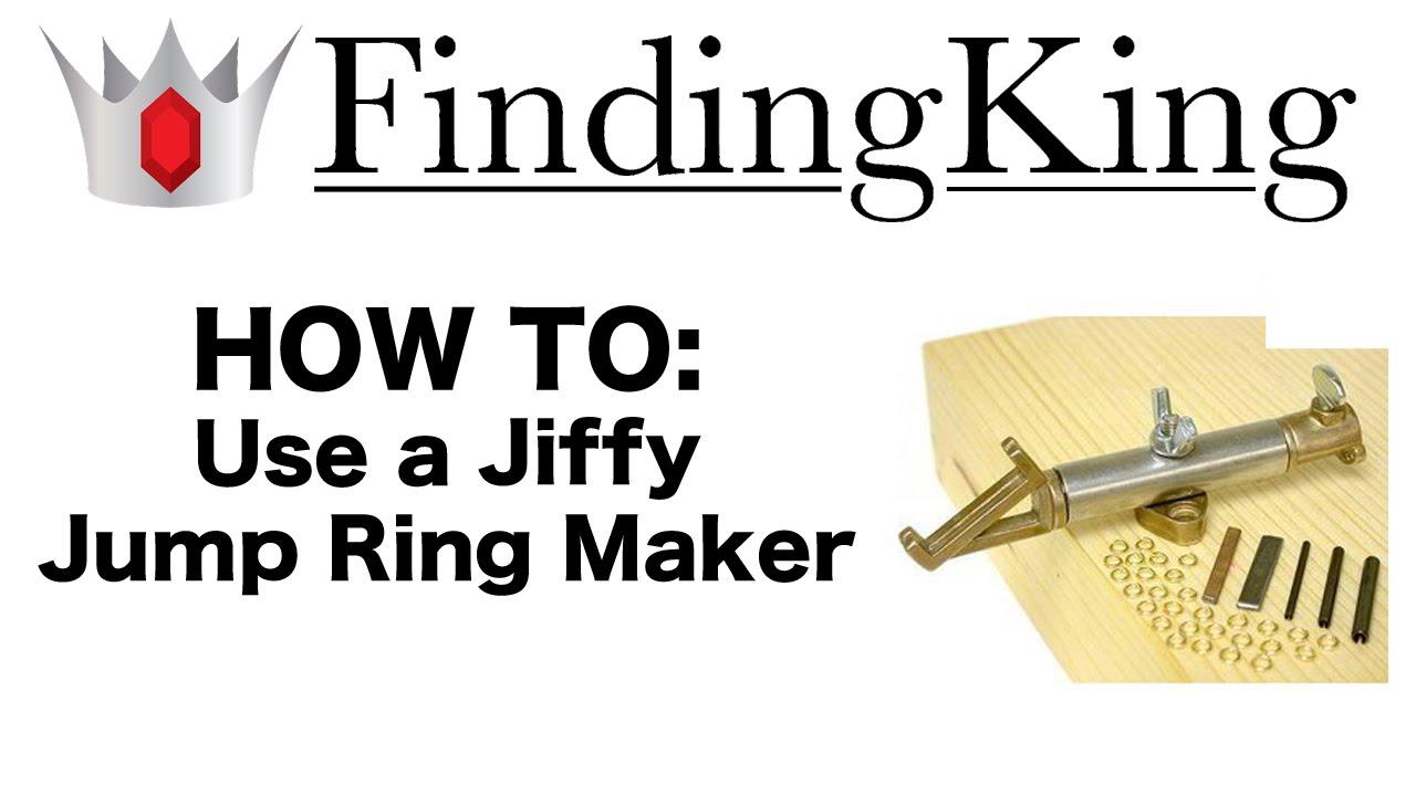 Using Jump Rings