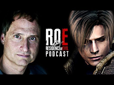 ROE Podcast ANNOUNCEMENT  LEON KENNEDY  PAUL MERCIER