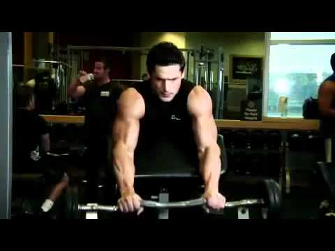 Biceps - Reverse Barbell Preacher Curls Exercise Guide