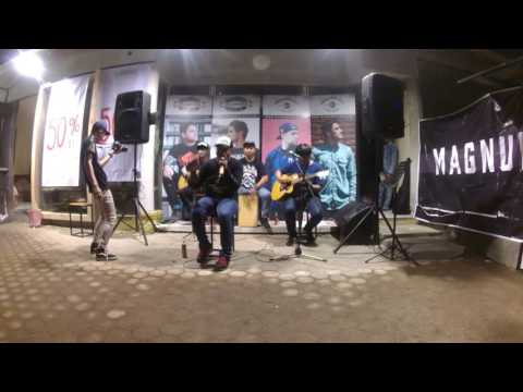 SECONDLINE - Good Fight and Promise You Acoustic (Totalfat Cover)