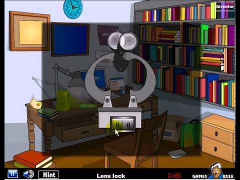 Writers Room Escape.avi