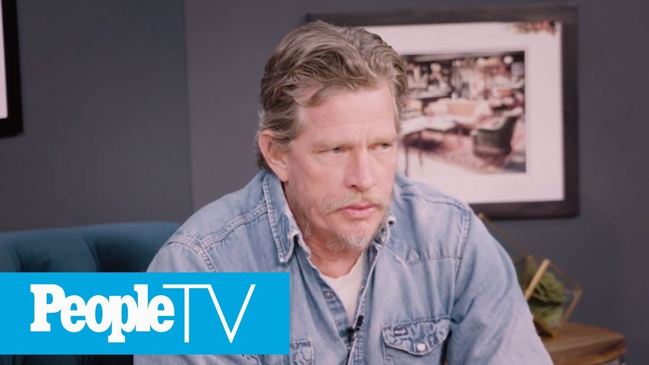 Thomas Haden Church On Getting Casted Over George Clooney | PeopleTV | Entertainment Weekly