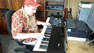 Robertas Slavenas-Funky Blues Grand Piano-Indonesia Sky(2013)