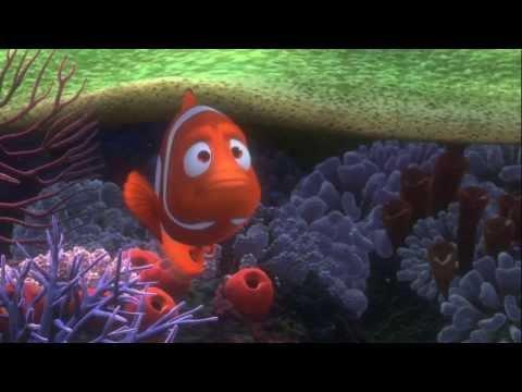 Plakat Gdzie jest Nemo?