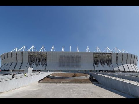 Arena Rostov: O estádio onde o Brasil vai estrear na Copa do Mundo