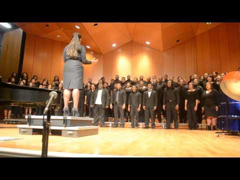 University of Mississippi Gospel Choir (UMGC) - Total Praise