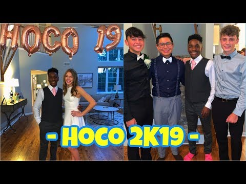 My First Hoco Was One To Remember! // Hoco Spirit Week Vlog!