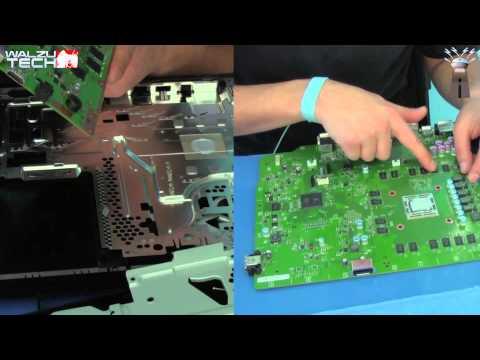 Comparativas Hardware PS4 vs Xbox One
