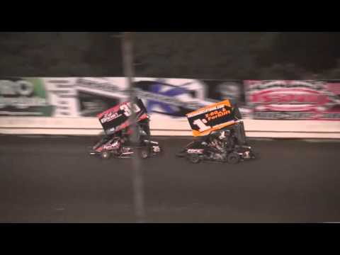 Cycleland Speedway - Open Highlights 8/15/15