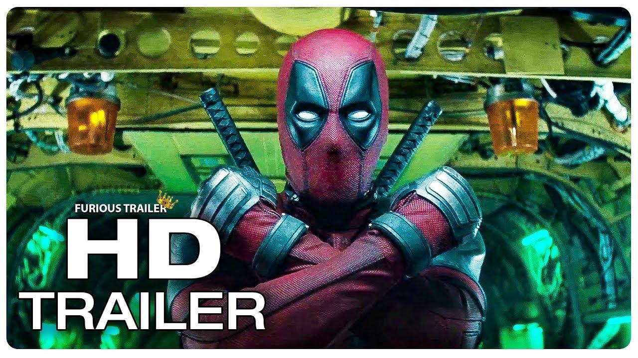 Download DEADPOOL 2 Final Trailer NEW (2018) Ryan Reynolds Superhero Movie Trailer HD