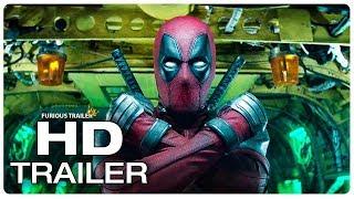 DEADPOOL 2 Final Trailer NEW (2018) Marvel Superhero Movie Trailer HD