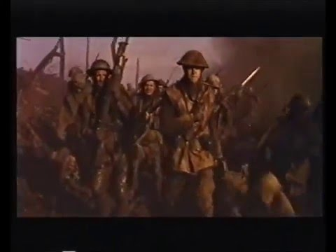 Regeneration Trailer 1997 (FOX) WW1 Film