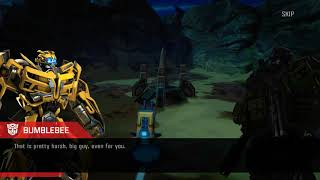 Transformers- Moto vs Hound special mission medium chapter 1 mission 1