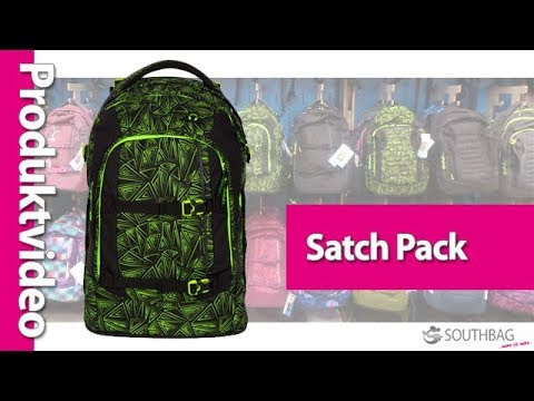603794b0713fe Satch Pack Schulrucksack - Produktvideo - YouTube
