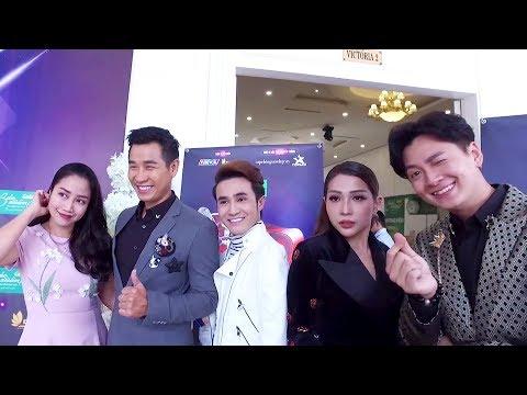 Ngô Kiến Huy, Ốc Thanh Vân, Khả Như, Huỳnh Lập rạng rỡ trong họp báo Tuyệt Đỉnh Song Ca Nhí 2018
