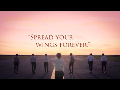BTS WINGS X YOUNG FOREVER [FULL MASHUP] by JAS